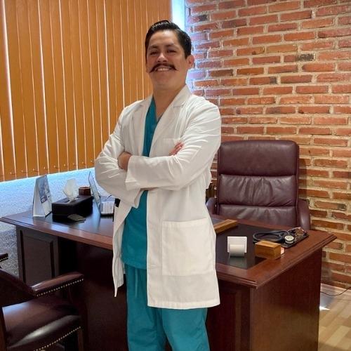 Oscar Enrique Pérez Morales
