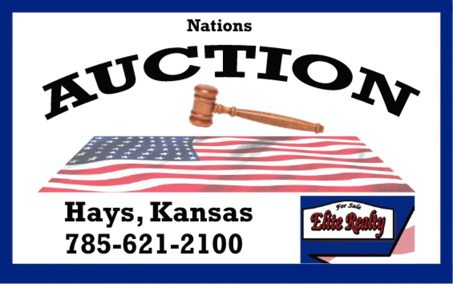 Nations Auction / Elite Realty-logo