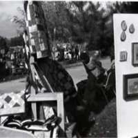 1984 Festival, Quilt Booth 1-1