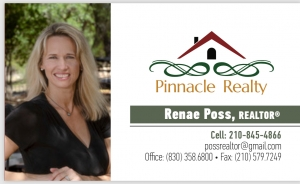 Renae Poss Real Estate Agent in New braunfels, TX