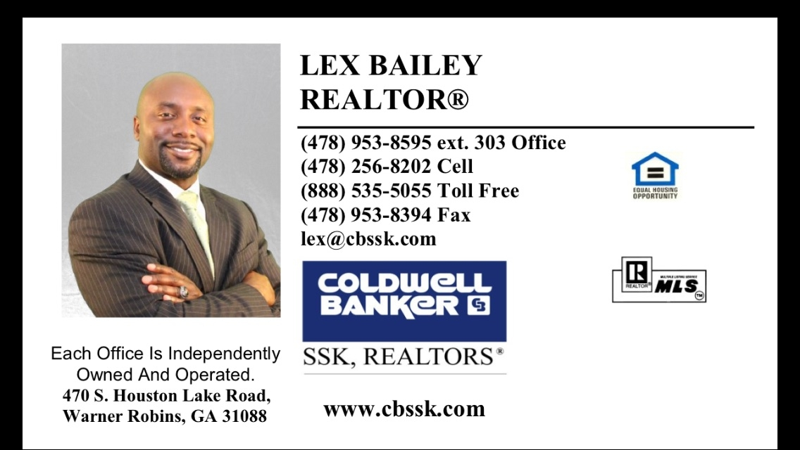 Lex Bailey Realtor