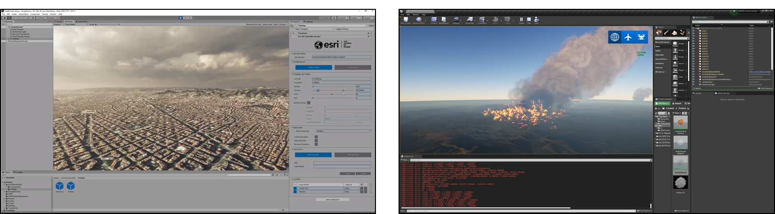 ArcGIS for Game Engines