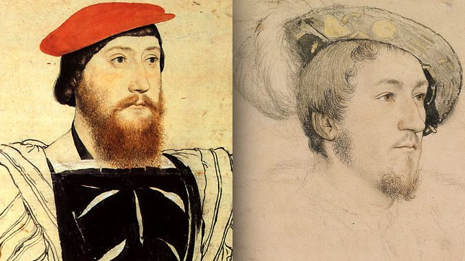 The untold—and complicated—story of Thomas and George ... George Boleyn Tudors