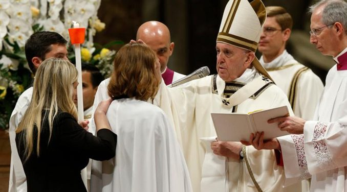 Confirmation and Questions – Catholic World Report