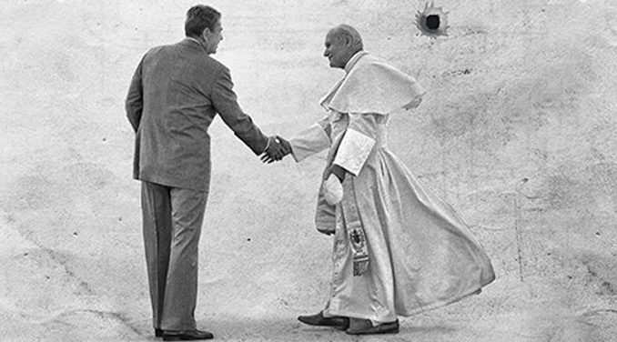 A pope, a president, and a Divine Plan – Catholic World Report