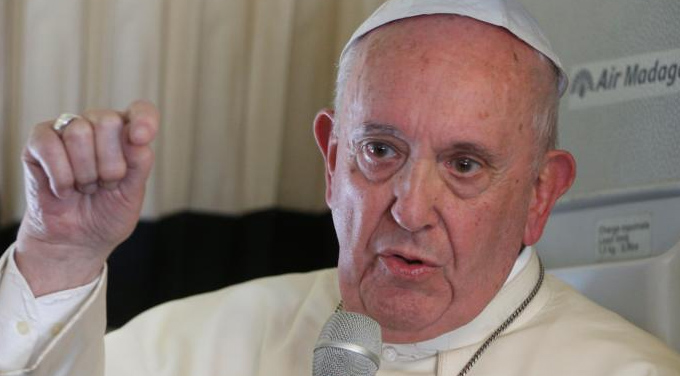The passive-aggressive pontificate continues—and the Synod approaches