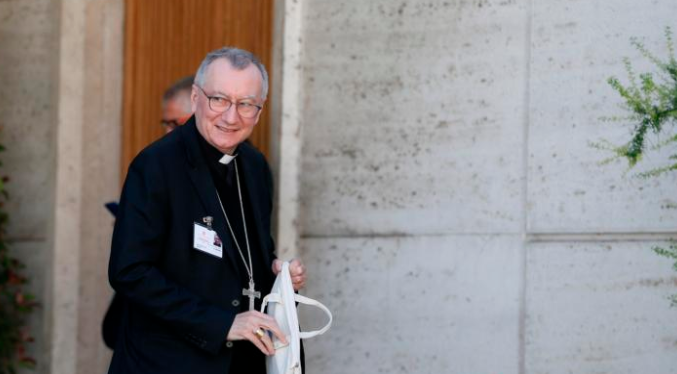 Screenshot 2019 11 20 12.05.15 Vatican City, Jan 12, 2021 / 11:57 am (CNA).- A letter by Cardinal Pietro Parolin leaked to an Italian outlet shows that the Secretariat of State was aware, and approved at its highest ranks, of the disgraced purchase of a luxury real estate in London now at the center of a Vatican investigation.