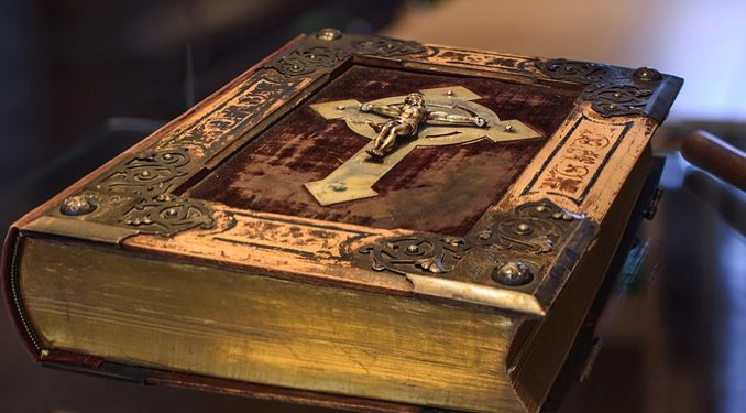 New work of apologetics explains why the Bible is a Catholic book –  Catholic World Report