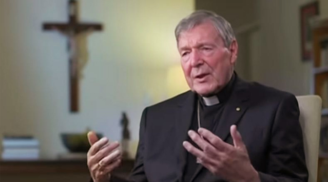 cardpell interviewapr2020 CNA Staff, Apr 14, 2020 / 02:00 pm (CNA).- Cardinal George Pell has said culture wars and anti-Catholic sentiment could have played a part in the decision of Victoria police to pursue charges against him, even while they lacked supportive evidence of the allegations in his case.