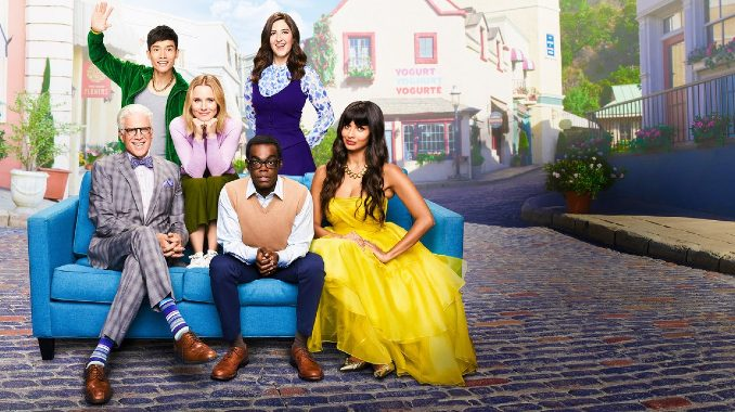 thegoodplace Editor's note: This article contains spoilers for season four of The Good Place.