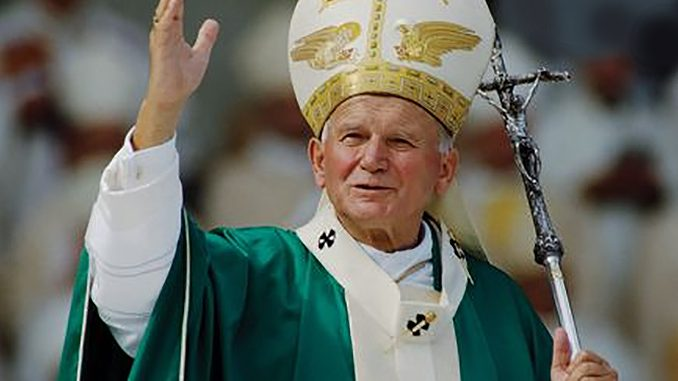 jpii gweigel may2020 Editor's note: The month marks the 100th anniversary of the birth of Pope John Paul II, born Karol Józef Wojtyła on May 18, 1920, in the Polish town of Wadowice. Throughout this month, CWR will be publishing several essays on various aspects of the life and thought of John Paul II. This essay, the first of those pieces, is adapted from the Preface to the 20th anniversary edition of George Weigel's Witness to Hope: The Biography of Pope John Paul II, published by Harper Perennial.