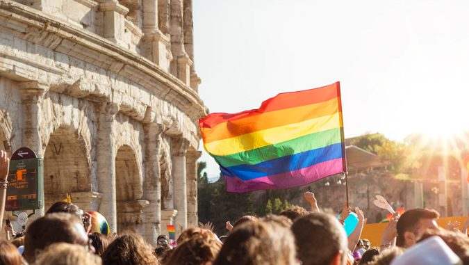 flagromeunsplash Denver Newsroom, Jun 12, 2020 / 08:00 am (CNA).- A book published by an employee of the Italian bishops' conference, which claims to be inspired by Pope Francis' Amoris laetitia, suggests an approach to pastoral care that calls for changes to the church's doctrine on homosexuality.