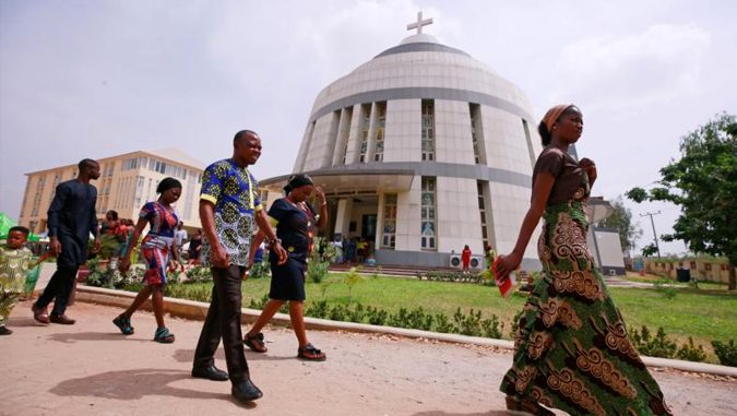 nigeriancatholics church2020 In Nigeria, more people were killed through brutality by police enforcing the lockdown rules than by coronavirus in the early weeks of government's response. Since the lockdown began on March 30, 18 people have been killed by the police, according to the National Human Rights Commission in a report.