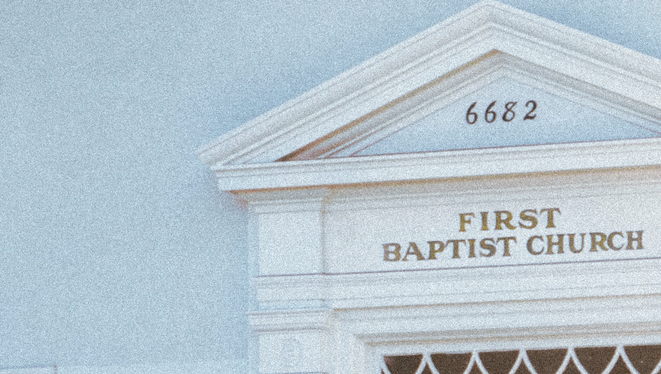 Why I Am Not a Baptist