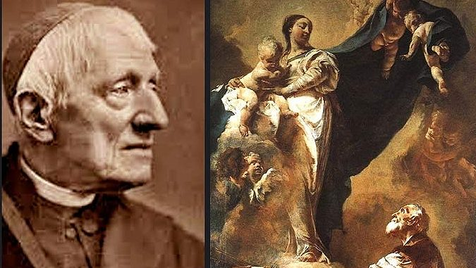 newmanlitany bmarr For a nineteenth-century Anglican minister, John Henry Newman harbored a surprising level of devotion to the Blessed Virgin Mary.