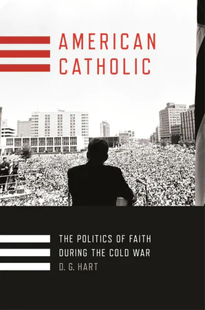 hartamericancatholic Looking back at the most recent, and perhaps most eventful, of all presidential election seasons, one of the great non-events has been serious debate over the significance of the election of the second Catholic president of the United States. John F. Kennedy became the first Catholic president only after running a gauntlet of Southern evangelicals who insisted that Kennedy's Catholicism disqualified him from the office of the presidency; Kennedy famously assured them that his faith would not influence his politics.