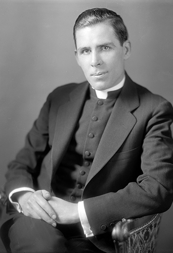 Sheen LOC Venerable Archbishop Fulton J. Sheen (1895-1979) found his Irish heritage provided a multitude of teachable moments — about humor, the vagaries of everyday life and our shared path toward Heaven illumined by the light of Christ.