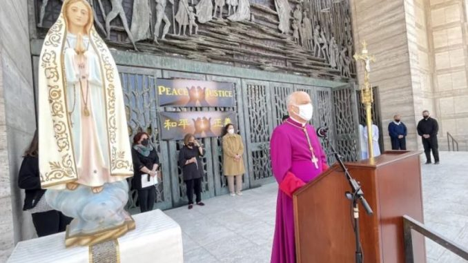 Archbishop Cordileone CNA Staff, Apr 12, 2021 / 17:51 pm (CNA).