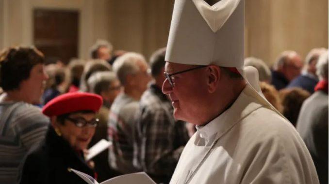 Cardinal Dolan Washington D.C., Apr 7, 2021 / 14:22 pm America/Denver (CNA).