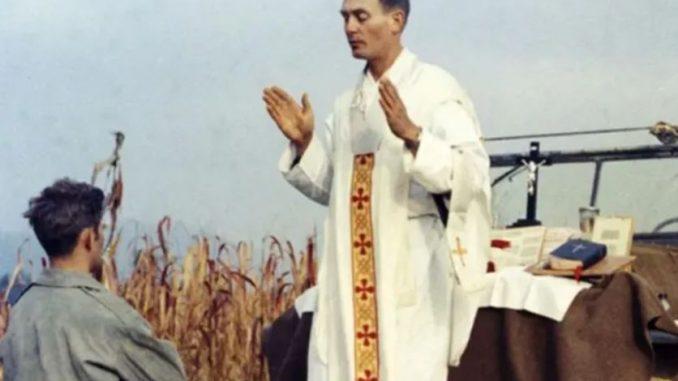 Father Emil Kapaun Wichita, Kan., Apr 15, 2021 / 17:01 pm America/Denver (CNA).