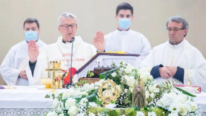 St. Faustina relics Rome Newsroom, Apr 16, 2021 / 05:00 am America/Denver (CNA).