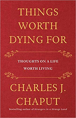 """chaputtingsworthdyingfor Richard Weaver, the political philosopher, once wrote that """"ideas have consequences."""" And therein lies a tale."""