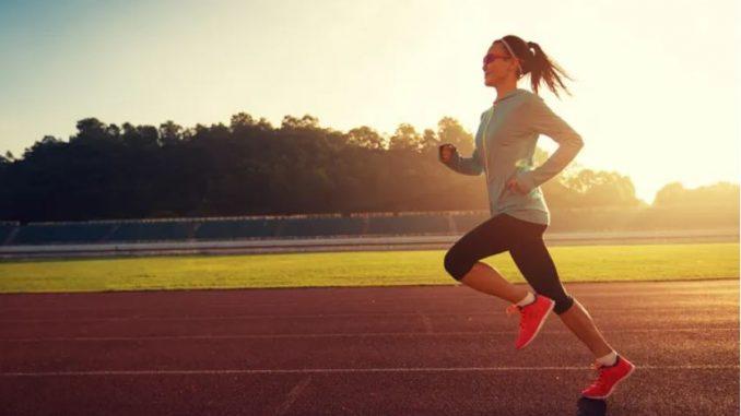 woman running Washington D.C., Apr 16, 2021 / 05:00 am America/Denver (CNA).