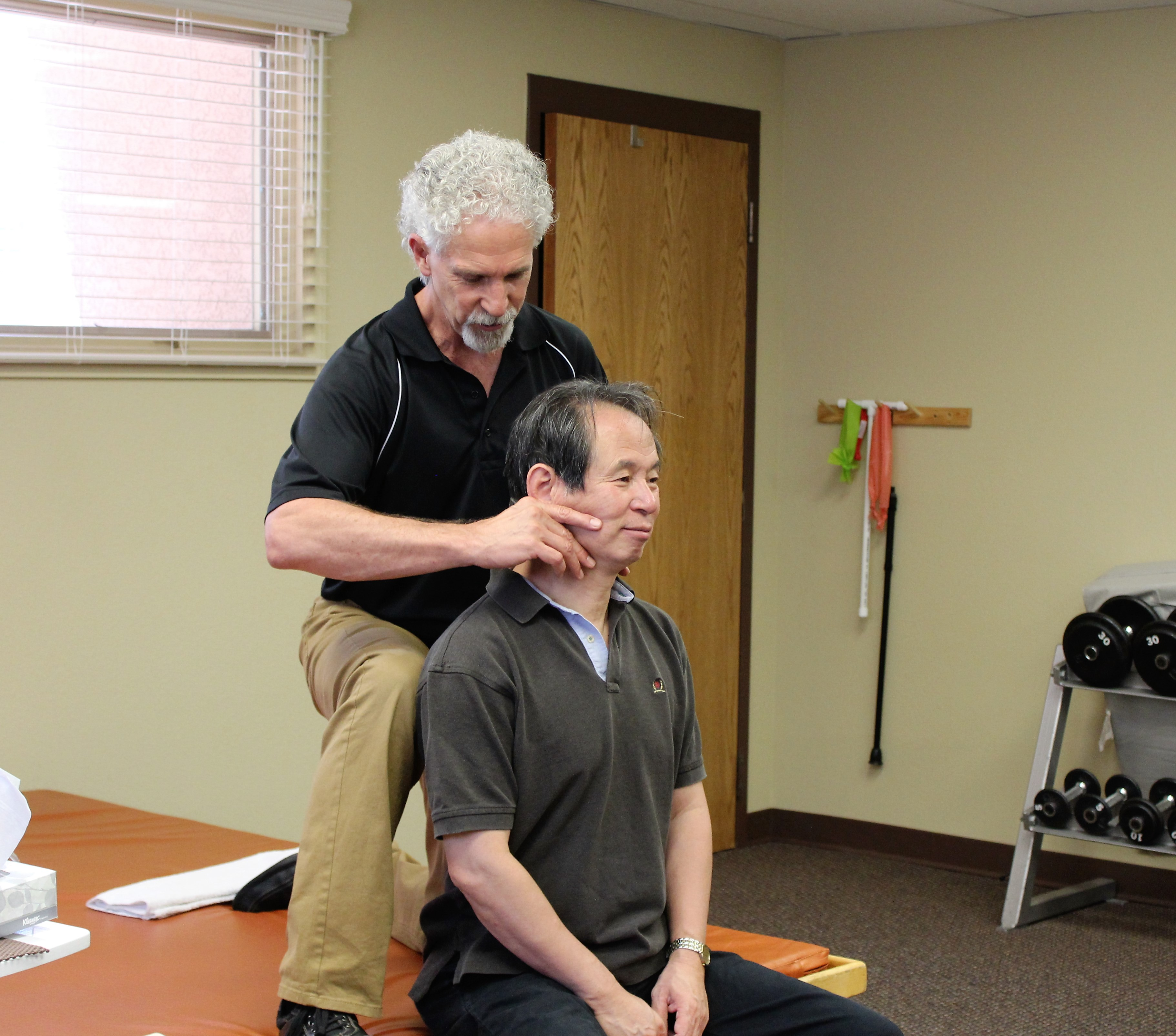 Back and Neck Pain Rehab Specialists