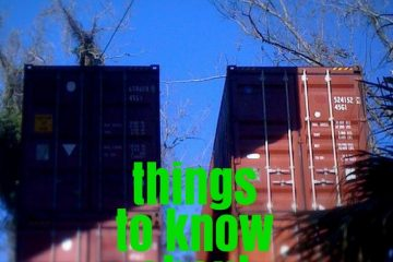 what to know about with container living