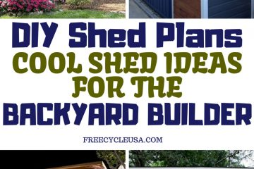 DIY Shed Design Cool Shed Plans