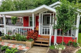 Tiny House In Mountain Community For Sale