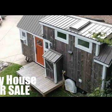 Luxury Tiny House For Sale- Huge Loft!