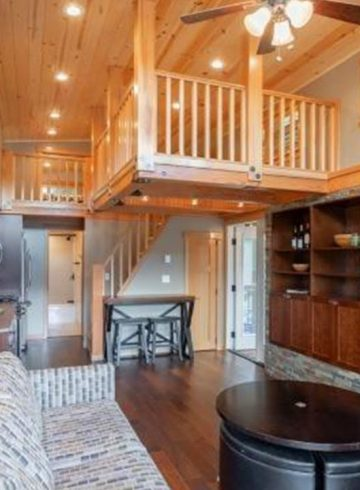 Beautifully Finished Cottage Tiny House For Sale | Tiny House Big Living