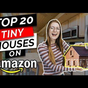 20 Tiny Houses you can Buy on Amazon 2019