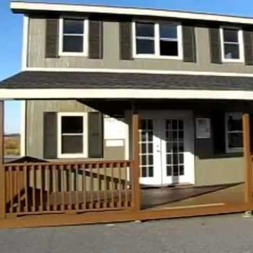 Two Story Tiny House Sale at Home Depot/Cheap