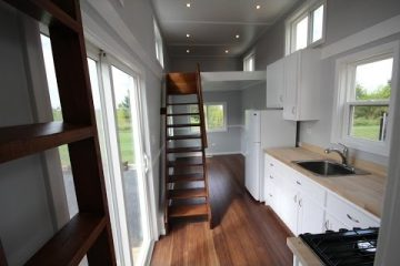 Take a Video Tour of THE EVEREST TINY HOUSE in Illinois