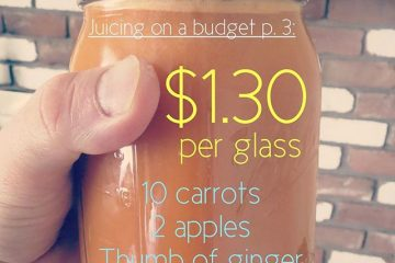 Juicing On A Budget