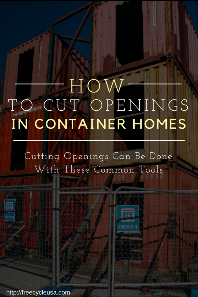 Finding Shipping Container Home Projects and Plans for Beginners