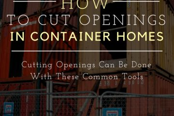 Finding Shipping Container Home Projects and Plans for Beginners 1