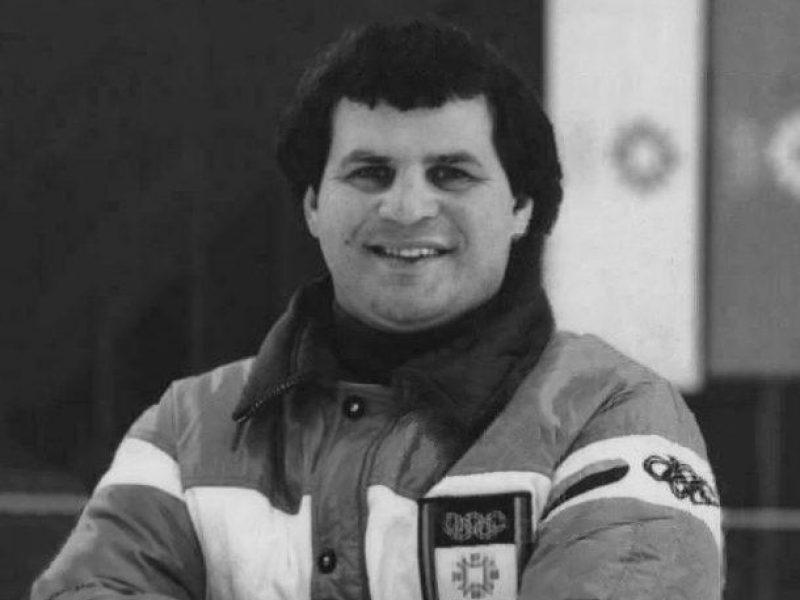 Mike Eruzione 1984