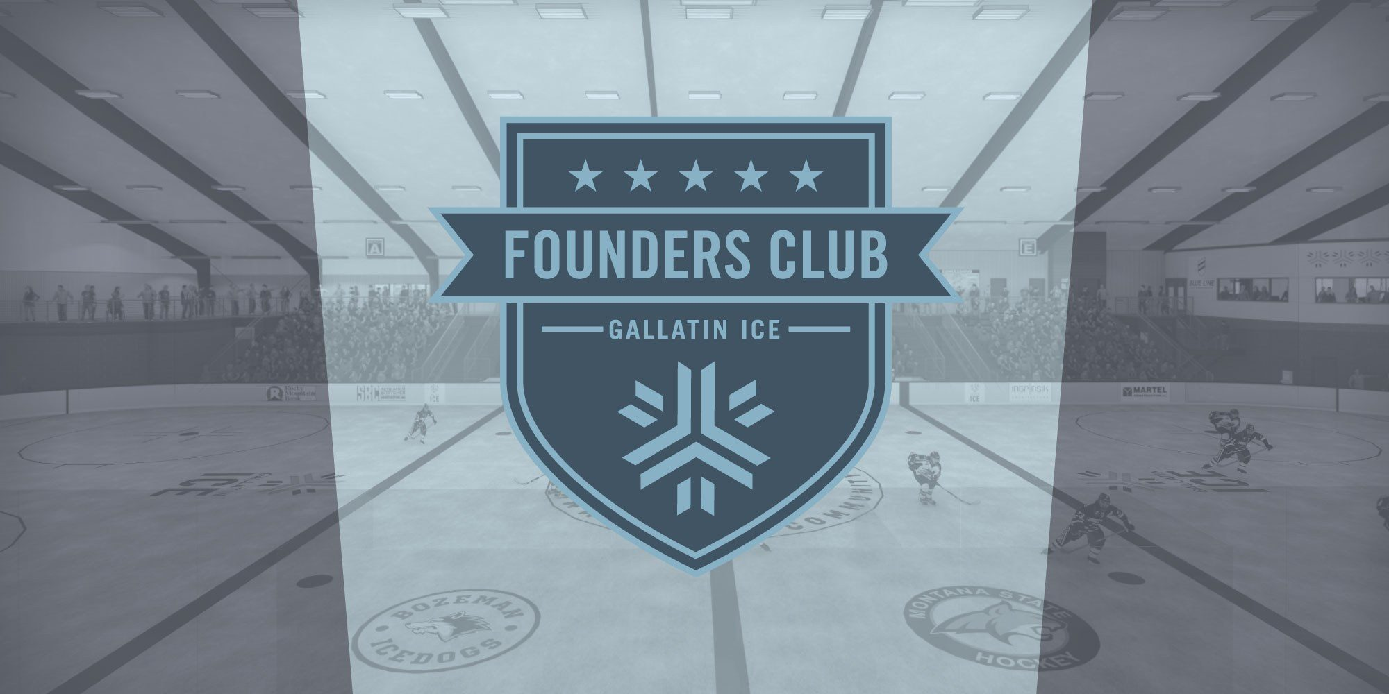 Founders club banner
