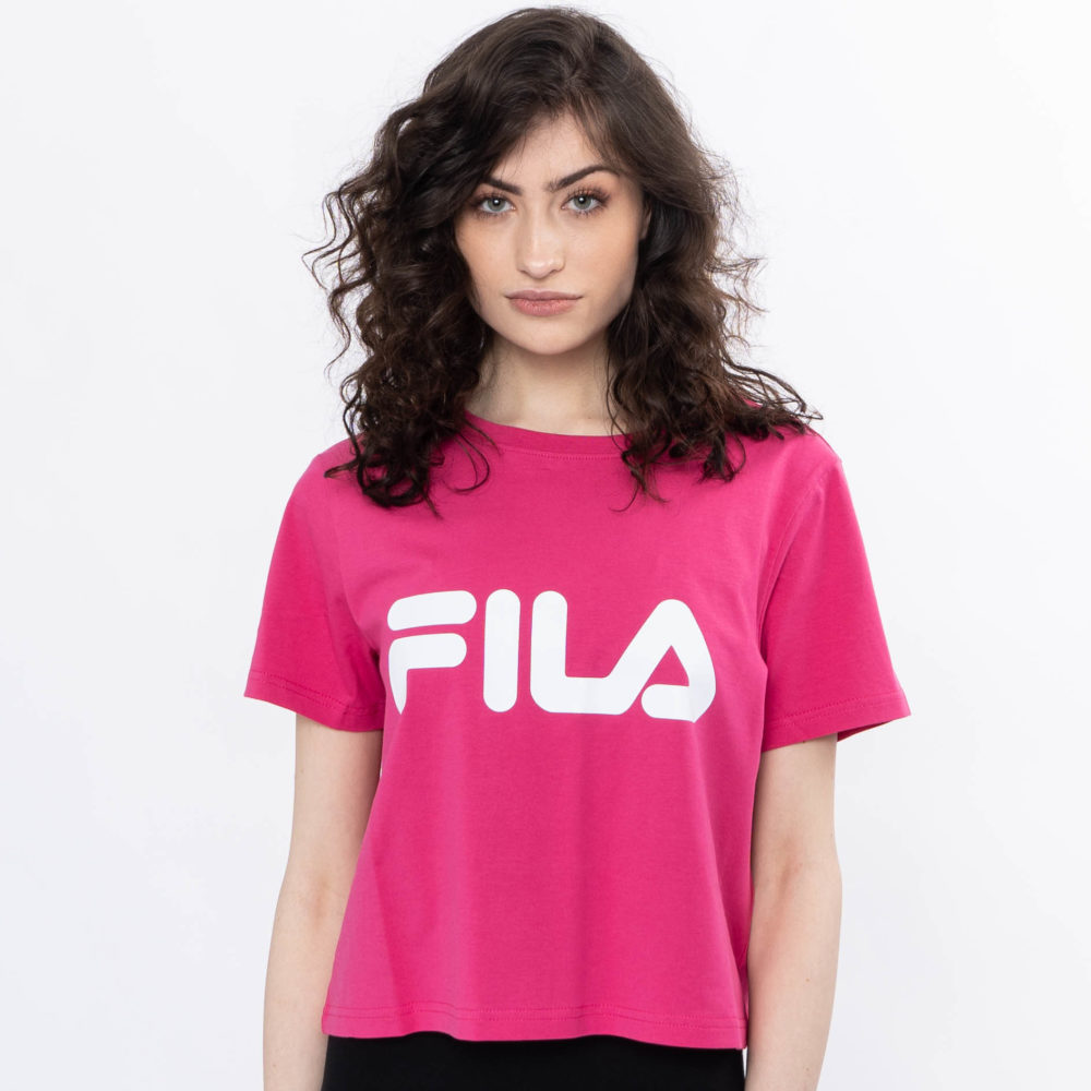 Fila Women's Jordan Crop T-Shirt