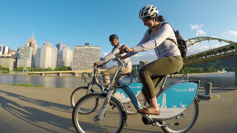 Healthy Ride Bikeshare