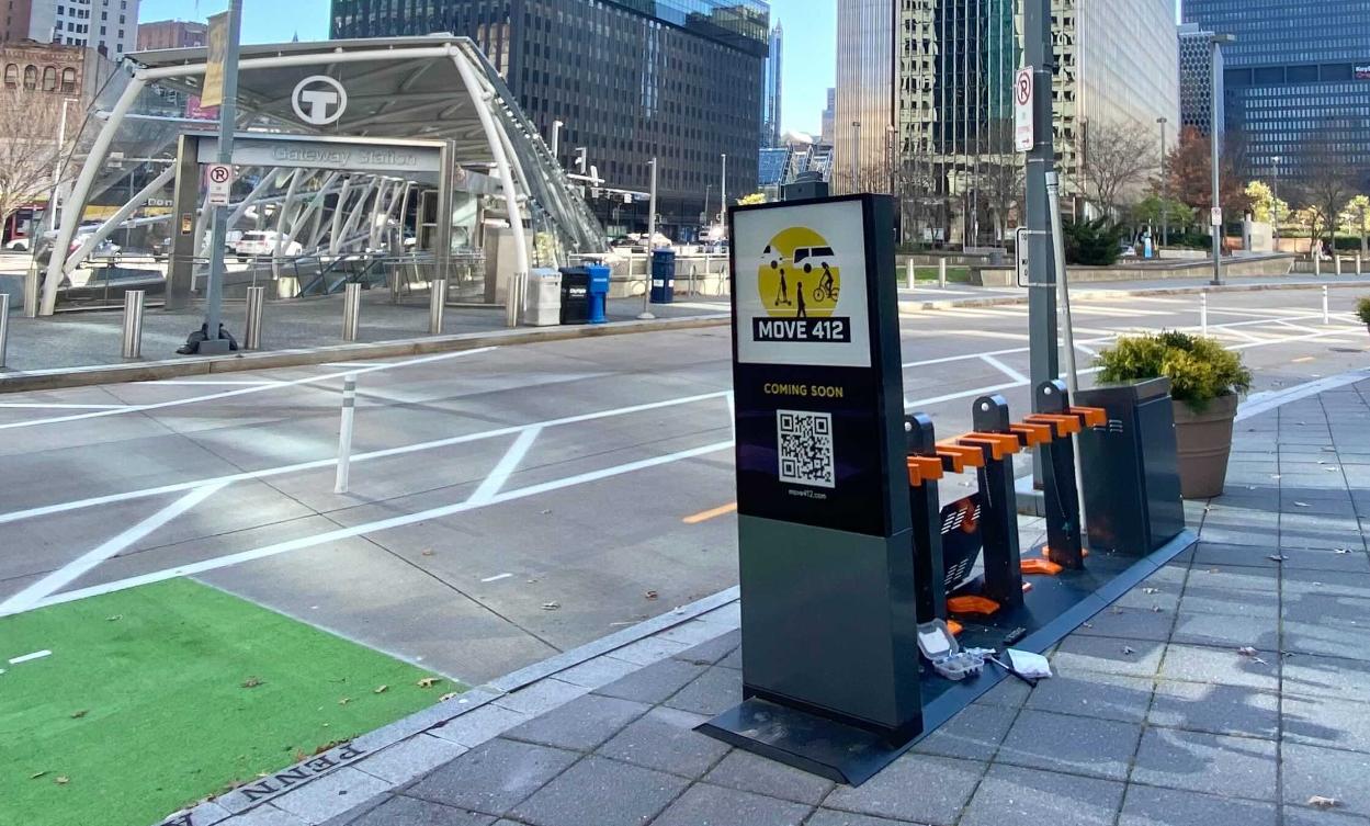 Pittsburgh Mobility Hub