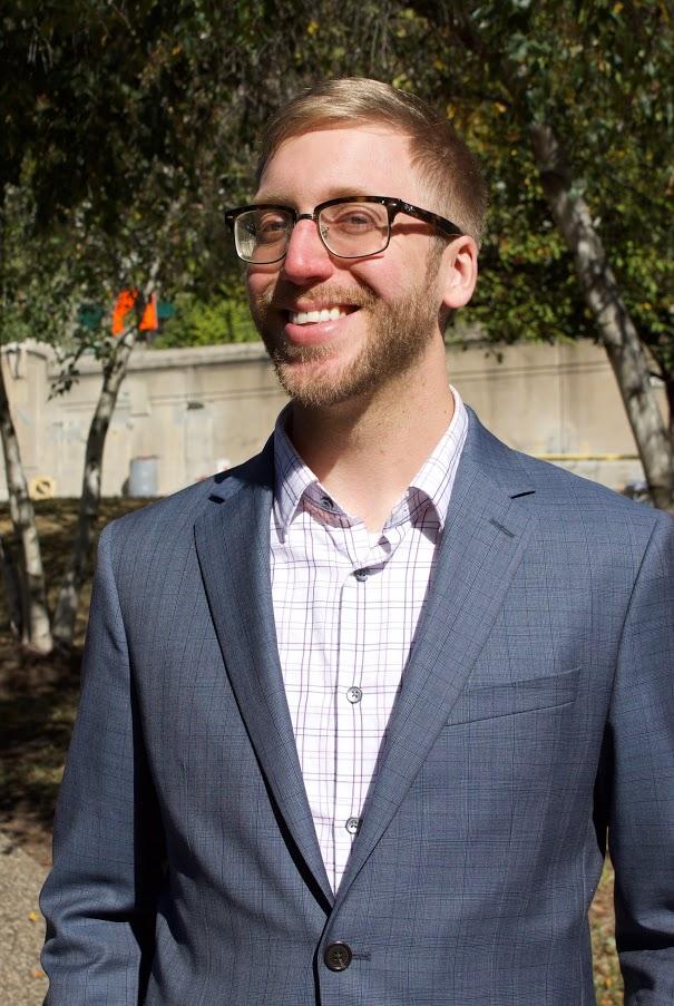 Nick Fedorek, headshot