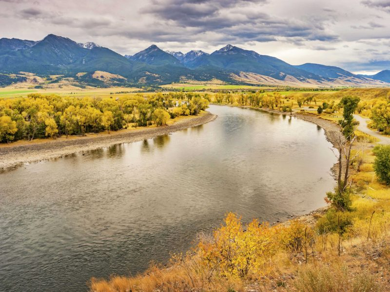 Yellowstone River - Livingston, MT