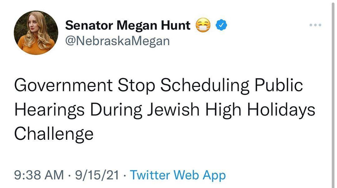 We need Jewish lawmakers. Everyone is negatively affected when there are members of the public who are excluded from the civic process.