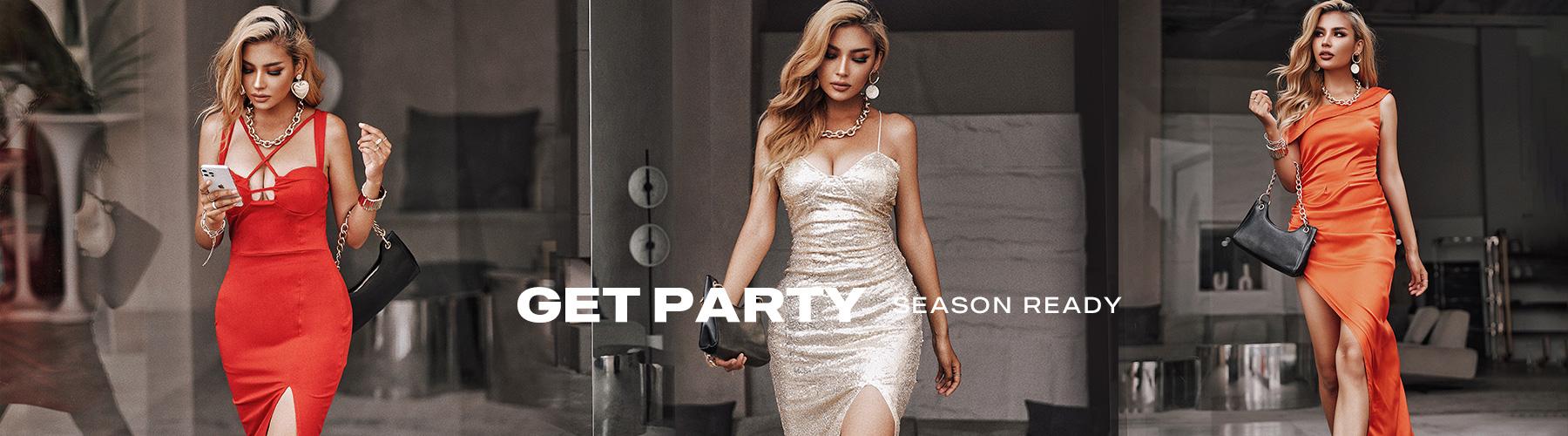 Get Party Season Ready