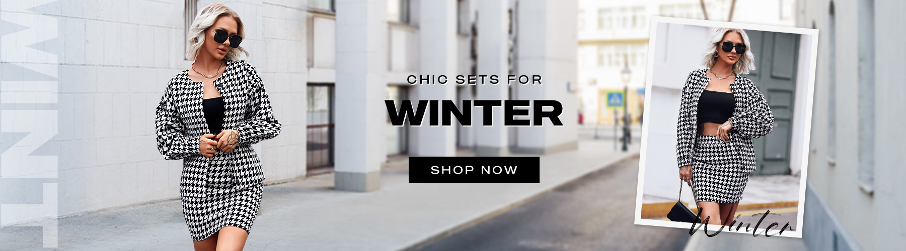 Chic Sets for Winter