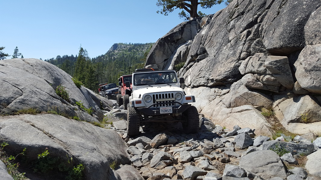 Highlight: The Rubicon Trail